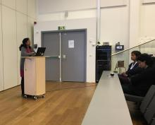 Health camp for Tamils in Oslo